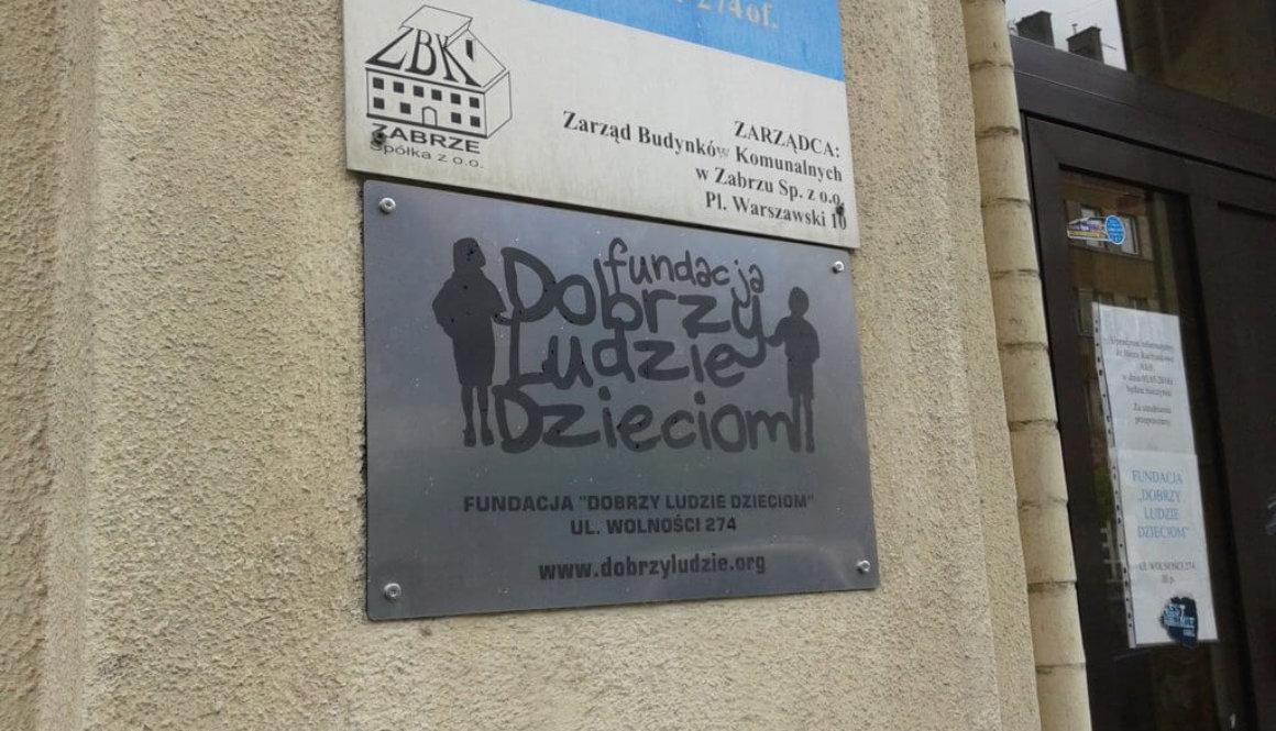 Nowa siedziba Fundacji