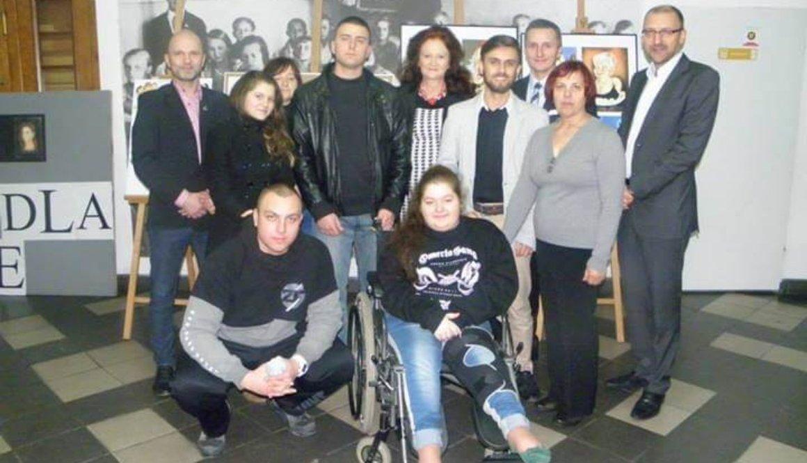 Pomóżmy Nicole Saban. Aukcja i koncert charytatywny – 02.02.2014