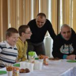 Spotkanie z dziećmi z Borowe Wsi – 20.04.2013