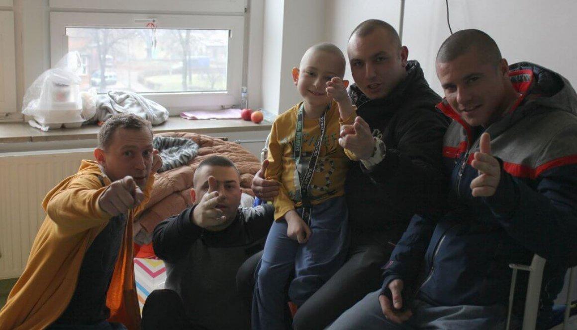 Oddział nefrologii i onkologi w Zabrzu (Boruta i przyjaciele III) – 2016