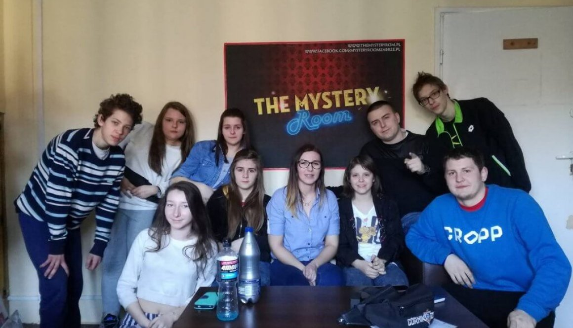 THE MYSTERY ROOM – 2017