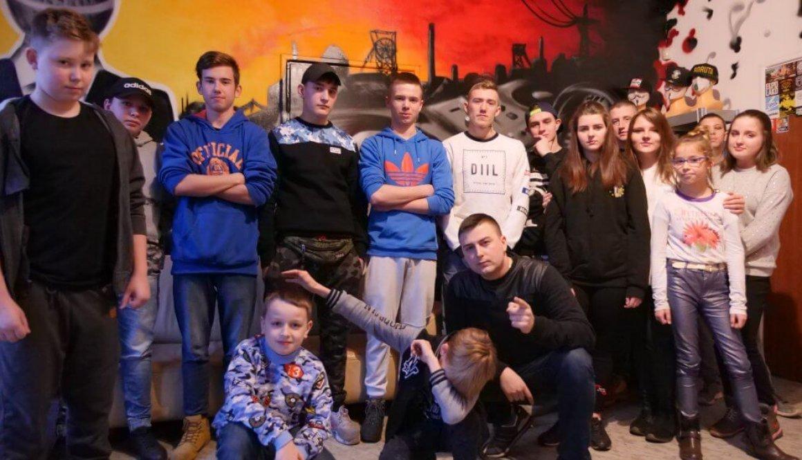 Grupa 2018 – Warsztaty Rapu