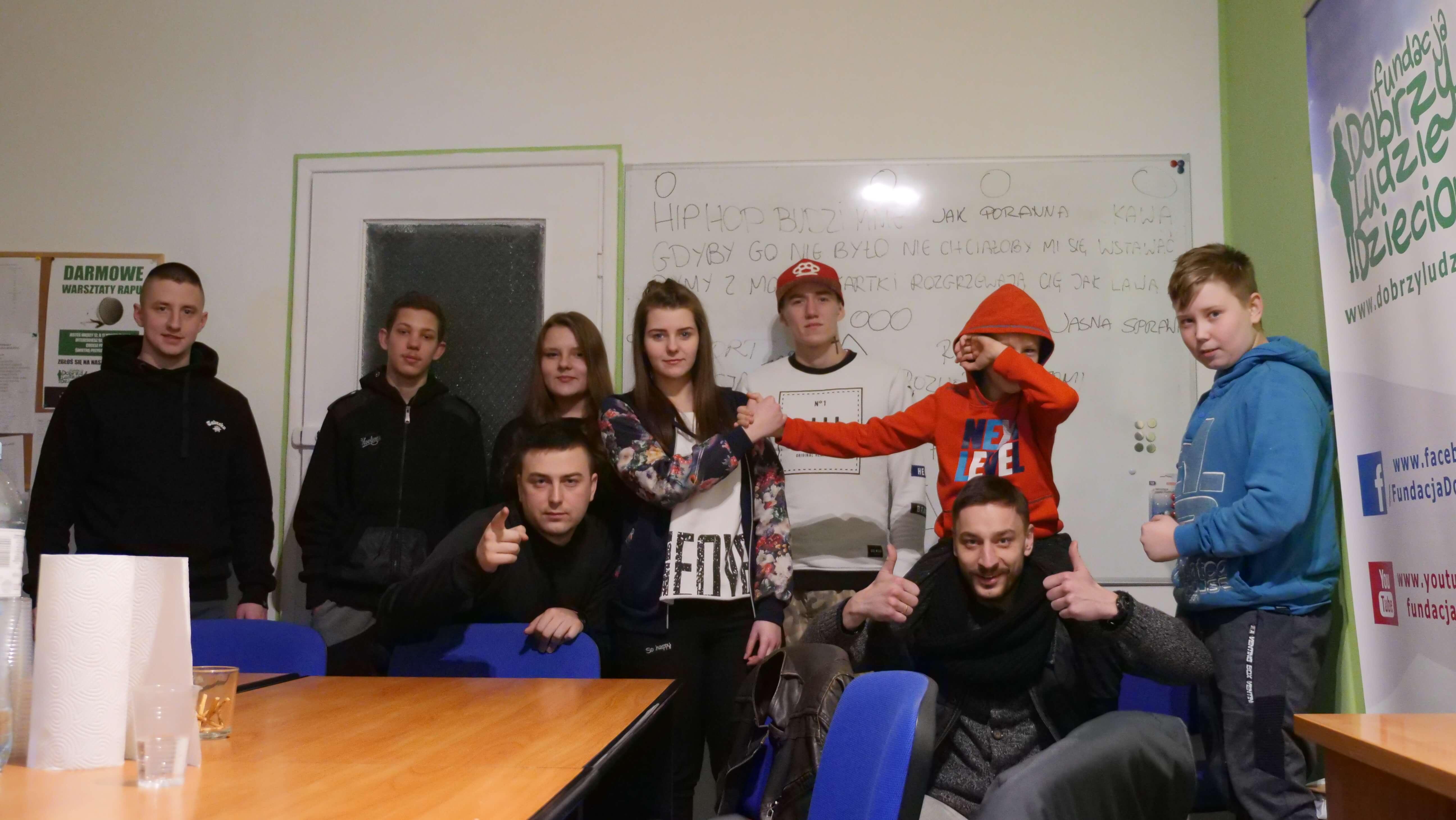 Grupa 2018 – Edukacja
